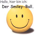 Smiley-Ball